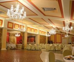 Tenuta Montenari - Sala interna per il ricevimento di matrimonio