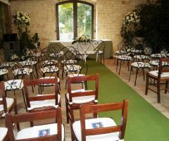 Masseria Montepaolo - Il rito civile
