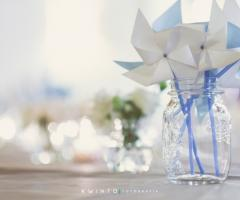 Maria Mayer Events - Allestimenti battesimo bambino