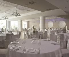 Manfredi Ricevimenti - Il tavolo degli invitati