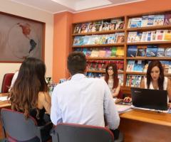 La Pantera Rosa Viaggi - In agenzia con gli sposi