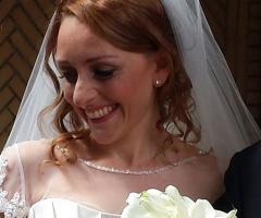 Karen Zarfati Make Up Artist - Il trucco per la sposa a Roma