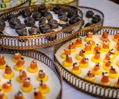 T'a Milano Catering & Banqueting - Dettagli di cucina