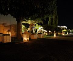 Luisa Mascolino Wedding Planner Sicilia - La location di sera