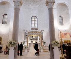 Wedd Happy Story Matrimoni in Puglia - La cerimonia di nozze in chiesa