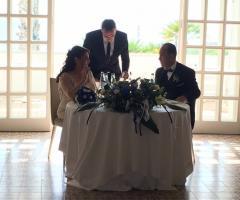 Grand Hotel Riviera - Il tavolo degli sposi