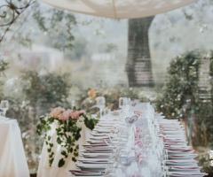 Fiori foglie e follie - Matrimonio al Castello di Vigoleno