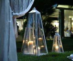 Manfredi Ricevimenti - Decorazioni di candele