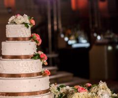 T'a Milano Catering & Banqueting - Il design esclusivo delle torte nuziali