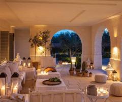 Borgo Egnazia - L'angolo per il relax