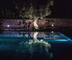 Masseria Montalbano - Il bacio degli sposi