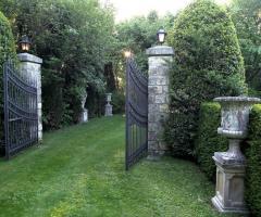 Ristorante Piccolo Mondo - Il cancello