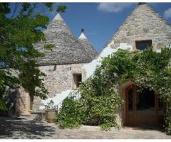 Masseria del Gelso Antico - La tipica struttura pugliese