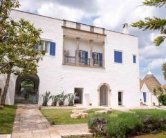 Villa Cenci - La masseria per il ricevimento di nozze