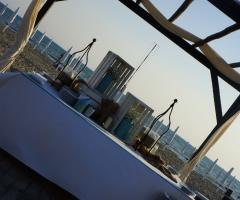 Castello Miramare - Buffet di nozze sulla spiaggia