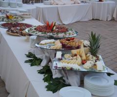 Masseria Santa Teresa- Il tavolo degli antipasti