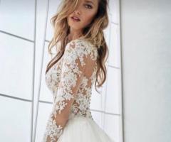 Wedd Happy Story Matrimoni in Puglia - Abito e acconciatura per la sposa