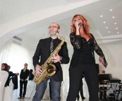 Voce e Sax - Musica per il matrimonio