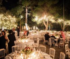 Roberta Barzotti Wedding Planner - Ricevimento serale