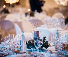 Elisabetta D'Ambrogio Wedding Planner - Un allestimento di classe
