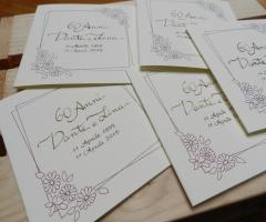 Sara Carloni Studio - Anniversario 60 anni di matrimonio