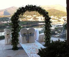 Celebrazione del matrimonio a Napoli