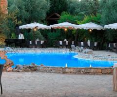 Villa Menelao - La piscina della location