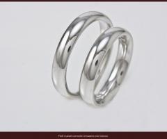 Biffi Gioielli - Fedi matrimoniali classiche
