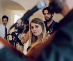 White Wedding Band - Claudia Triggiani e il Gruppo