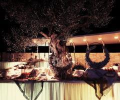 Borgo Ducale Brindisi - Il tavolo degli antipasti