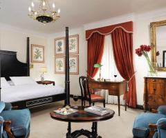 Hotel d'Inghilterra - Stanza per la prima notte di nozze degli sposi