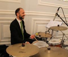 La batteria di All Music Band