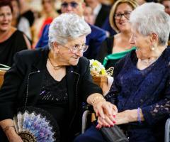 V. e G. Creazioni Visive - Le nonne degli sposi