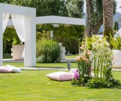 Mama Casa in Campagna - L'eleganza in giardino