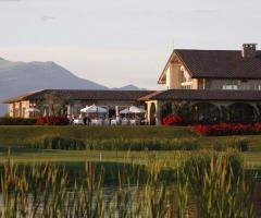 Chervò Golf Hotel &  Resort San Vigilio - Il ricevimento all'aperto