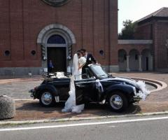 Noleggiami Maggiolini & Co - L'auto per le nozze