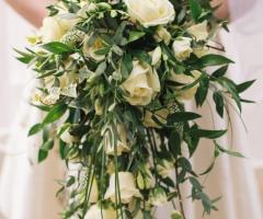 Le Rose di Zucchero Filato - Il bouquet della sposa