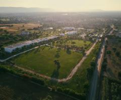 Casale del Murgese - Vista panoramica dall'alto