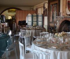 New Antica Rocca Donwivar - Particolari della sala