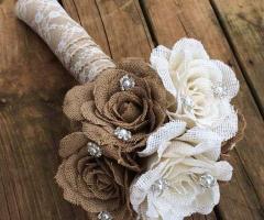 Fiori foglie e follie - Il Bouquet della sposa