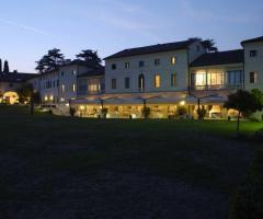 Location per matrimoni a Vicenza - Hotel Villa Michelangelo
