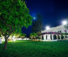 Masseria San Nicola - Giardino della location