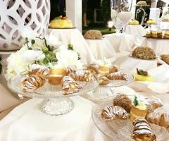 Imperatore di Puglia - Il tavolo dei dolci