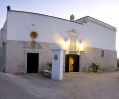 Location di nozze a Barletta Andria Trani