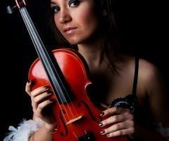 Violinista per il matrimonio - Laura Calcagno