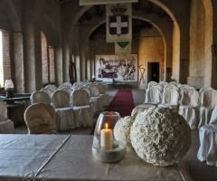 Celebrare le nozze in un castello