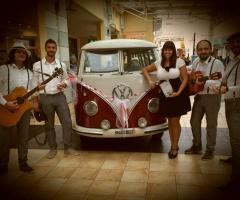 Accessori Anni Sessanta - Band Musicale