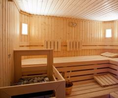 Chervò Golf Hotel &  Resort San Vigilio - La sauna