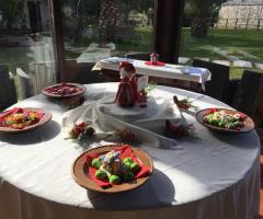 Masseria Montepaolo - Un tavolo per i dolci