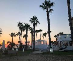 Oasi  Quattro Colonne - Un tramonto marino